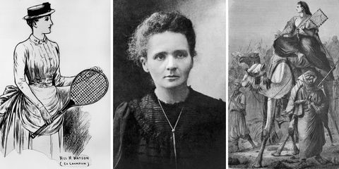 Racket, Racquet sport, Monochrome, Vintage clothing, Strings, Tennis racket, Illustration, Portrait, Costume hat, Retro style,