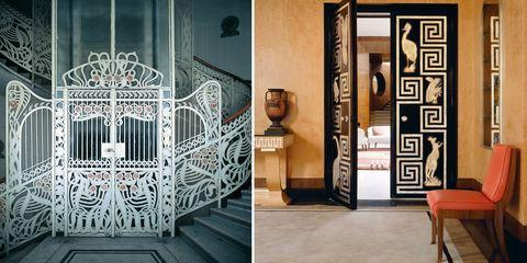 Art Nouveau Art Deco Verschil