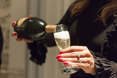 Glass, Drinkware, Stemware, Alcohol, Barware, Drink, Alcoholic beverage, Wine glass, Bottle, Champagne stemware,