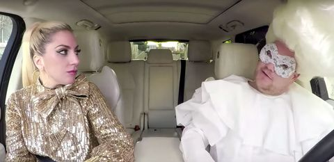 Car seat, Head restraint, Vehicle door, Eyelash, Car seat cover, Blond, Family car, Makeover, Seat belt,
