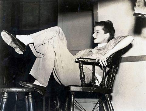 Style, Sitting, Monochrome, Monochrome photography, Black-and-white, Vintage clothing, Stock photography,