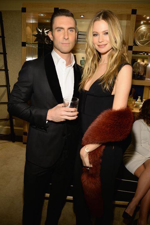 Trousers, Coat, Outerwear, Suit, Formal wear, Suit trousers, Blazer, Drink, Wine glass, Blond,