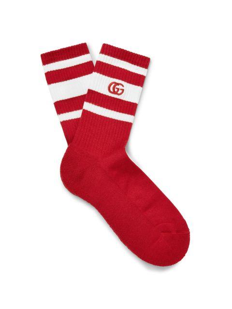 Sock, Carmine, Costume accessory, Coquelicot, Symbol, First aid,