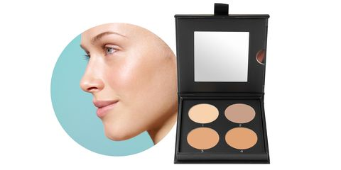 """<p>Since fair skin makes all of the undertones in a color cosmetic more perceptible, opt for a cream contour verses a powder so you can blend it out more into the foundation. """"Neutral is key since anything too orange will read as really orange, so a contour that has grayish tones will be more believable and undetectable,"""" says makeup artist Fiona Stiles. </p><p>Try: Cover FX Contour Kit, $48; <a href=""""http://bit.ly/2l1Pesa"""" target=""""_blank"""" data-tracking-id=""""recirc-text-link"""">sephora.com</a>. </p>"""