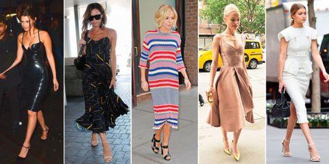 Clothing, Dress, Shoulder, Joint, Bag, Style, Fashion accessory, One-piece garment, Street fashion, Fashion,
