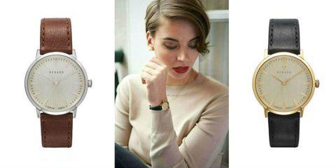10 X Harpers Bazaar Een Renard Horloge Samen Voor Maar