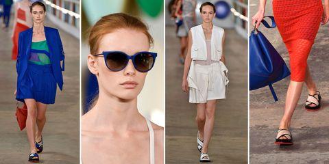 Eyewear, Sunglasses, Glasses, Fashion, Street fashion, Lip, Vision care, Summer, Electric blue, aviator sunglass,