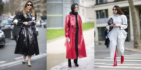 Clothing, Street fashion, Fashion, Outerwear, Fashion model, Coat, Dress, Footwear, Overcoat, Textile,