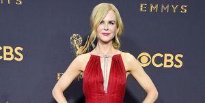 Nicole Kidman onherkenbaar