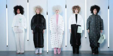 Fashion, Outerwear, Fashion design, Event, Art,