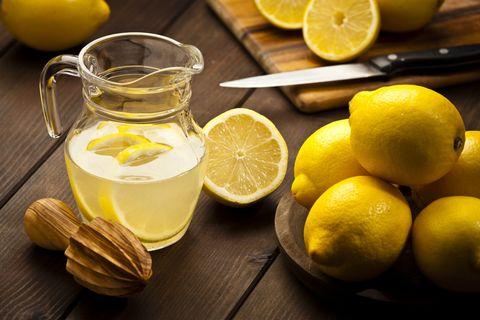 Lemon, Meyer lemon, Food, Lemon peel, Citron, Citrus, Citric acid, Sweet lemon, Fruit, Lemonade,
