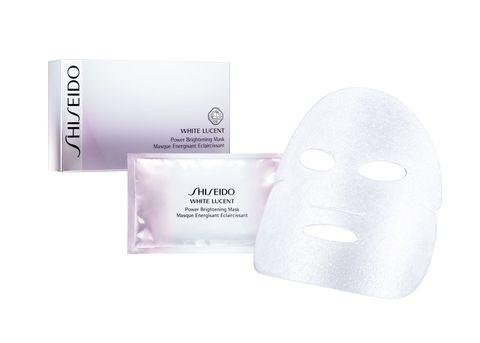 shishedo facial mask