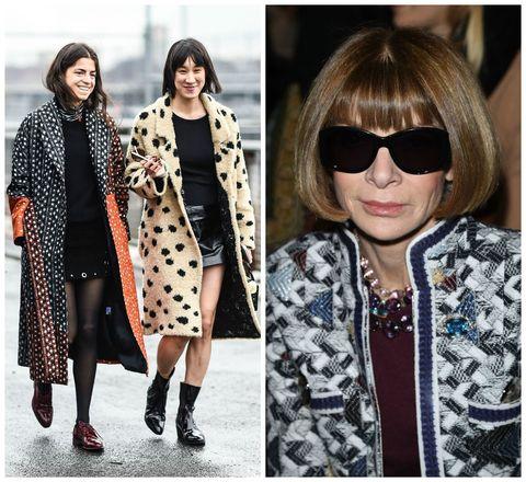 <p>她聰明利用網路平台表現個人穿搭,「社群力」相當渾厚,因而成為時尚界不可忽視的焦點人物,更曾被美國Vogue總編Anna Wintour欽點為《Lucky》雜誌總編輯。</p>
