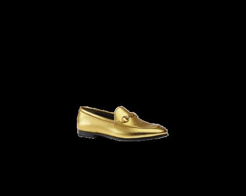 <p>樂福鞋,GUCCI。</p><p>很適合春天的氛圍。</p><p>shopBAZAAR.com</p>