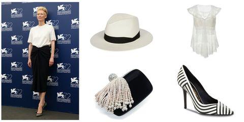 Sleeve, White, Style, Hat, Costume accessory, Headgear, Fashion, Black, Pattern, Grey,