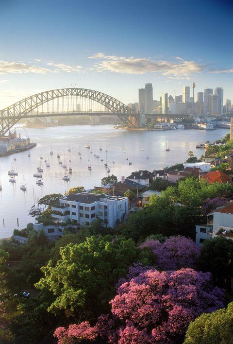 <p>有著開朗、自由精神代表的水瓶座,往往會被大家所包圍,文化多元、具國際性的澳洲,就非常適合水瓶座,除了可以很快融入當地生活,澳洲的海灘和陽光一定也能讓水瓶座愛上這個地方。</p>