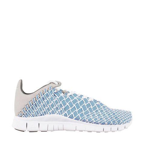 <p>麂皮編織休閒鞋,約NT6,270,Nike at Colette。</p>