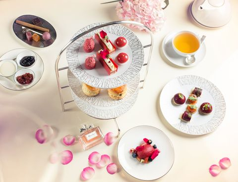 Miss Dior 花漾迪奧精萃香氛下午茶