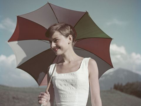 Skin, Sleeve, Shoulder, Happy, Summer, Umbrella, People in nature, Beauty, Fashion, Cool,