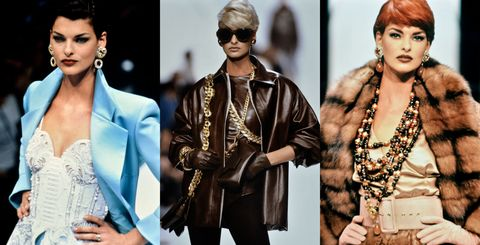 "<p>Dior<span class=""redactor-invisible-space""></span>的品牌風格將Linda Evangelista獨有的冷漠臉孔、高傲的神情自然地流露出來,彷彿是專門為她量身定做的造型。  <span class=""redactor-invisible-space""></span></p>"