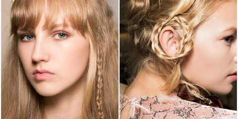Hair, Face, Hairstyle, Blond, Nose, Chin, Cheek, Skin, Ear, Beauty,