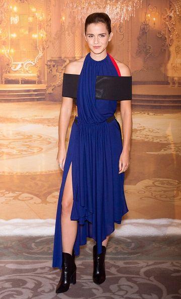 Shoulder, Dress, Textile, Joint, Style, Electric blue, Fashion accessory, One-piece garment, Fashion, Cobalt blue,