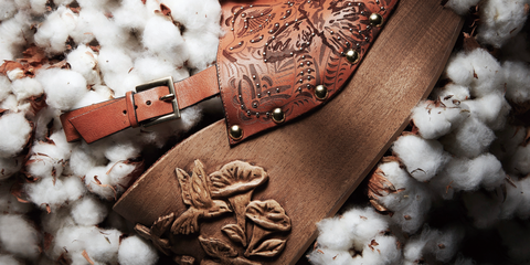 Brown, Leather, Tan, Fashion accessory, Belt, Hand, Glove, Metal, Jewellery,