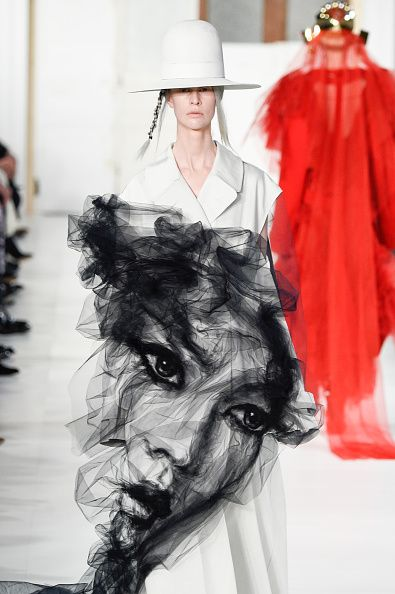 Fashion, Haute couture, Fashion design, Runway, Dress, Fashion show, Style,