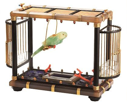 Cage, Table, Bird supply, Furniture,