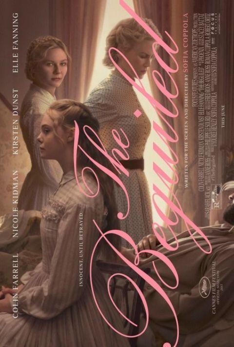 "<p>重新自編自導1971年的電影《牡丹花下》,Sofia Coppola以女性的口吻娓娓道來這個女子寄宿學校掀起的心機風波。一位受傷的男士兵被女子學校收容,男子的存在在女孩與女人們的心裡漾起了漣漪,漣漪不斷擴大最終成為殘暴的狂浪,情慾操弄之下人心的道德能所剩多少?女性之間的妒忌、背叛、合作,在Sofia Coppola<span class=""redactor-invisible-space"" data-verified=""redactor"" data-redactor-tag=""span"" data-redactor-class=""redactor-invisible-space"">的溫柔色調裡被血淋淋刻畫。</span></p>"