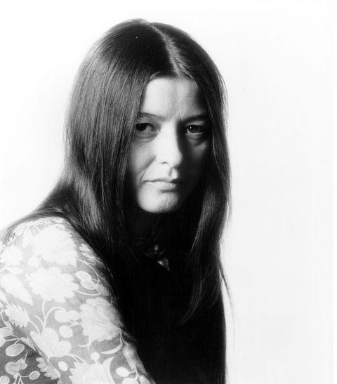 <p>美國藍調歌手Karen Dalton。</p>