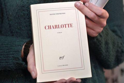 """<p>法國作家David Foenkinos的<em data-redactor-tag=""""em"""">Charlotte</em>。</p>"""