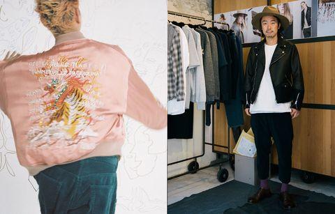 Sleeve, Shoulder, Textile, Joint, Collar, Style, Jacket, Clothes hanger, Back, Fashion,