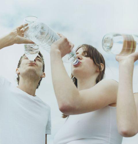 Water, Skin, Drinking water, Arm, Beauty, Hand, Water bottle, Plastic bottle, Bottled water, Drinking,