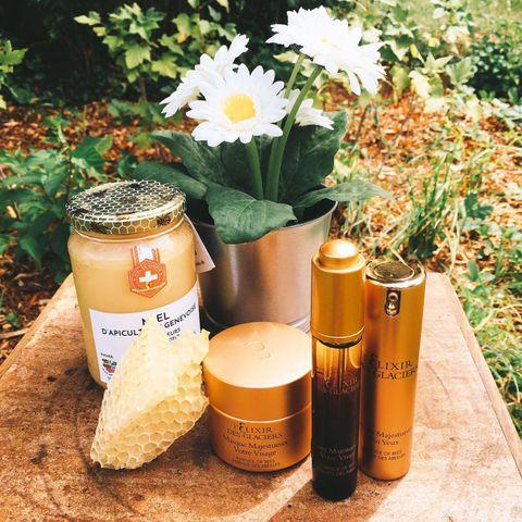 "<p>擁有悠久醫學美容背景的瑞士頂級保養品牌Valmont,因完美結合瑞士優勢的純淨自然資源及優越美容醫學科技,致力研發為嬌貴肌膚提供極其尊榮的呵護,備受國際名人青睞。</p><p>其全新「屹麗御蜂系列」,將孕藏在阿爾卑斯山極地蜜蜂蜂巢中的美麗奇蹟徹底解碼,<span class=""redactor-invisible-space"">突破性地結合具有保濕功效的蜂蜜、天然淨化和修復功效的蜂膠,以及富有更新再生能量的蜂王乳,淬鍊成「蜜蜂複合精萃」,齊力為肌膚的緊實彈性駐守。<span class=""redactor-invisible-space""></span></span></p>"