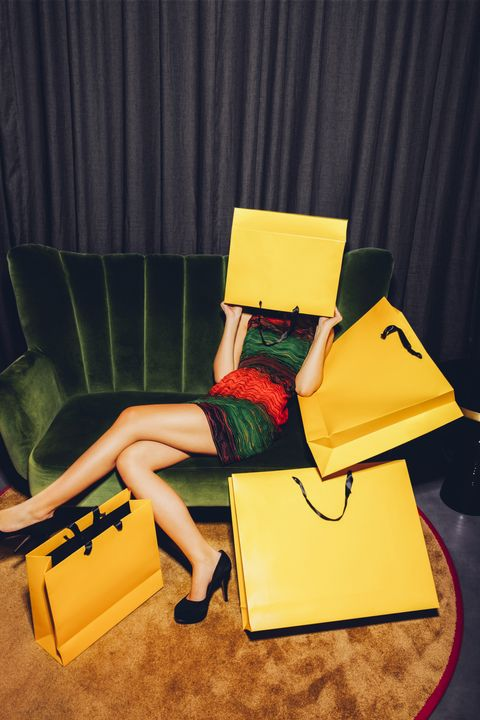 Yellow, Furniture, Leg, Chair, Couch, Human leg, Sitting,