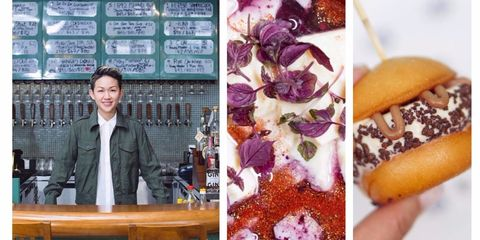 Purple, Violet, Food, Cuisine, Photography, Plant, Dish, Vegetarian food, Selfie, Vegetable,