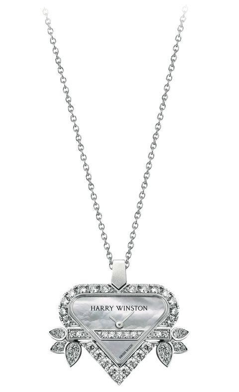 "<p>Rosebud Heart<span class=""redactor-invisible-space"">高級珠寶腕錶,Harry Winston。</span></p>"