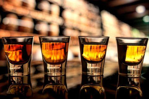 Drink, Alcohol, Distilled beverage, Alcoholic beverage, Beer glass, Liqueur, Drinkware, Pint glass, Barware, Glass,
