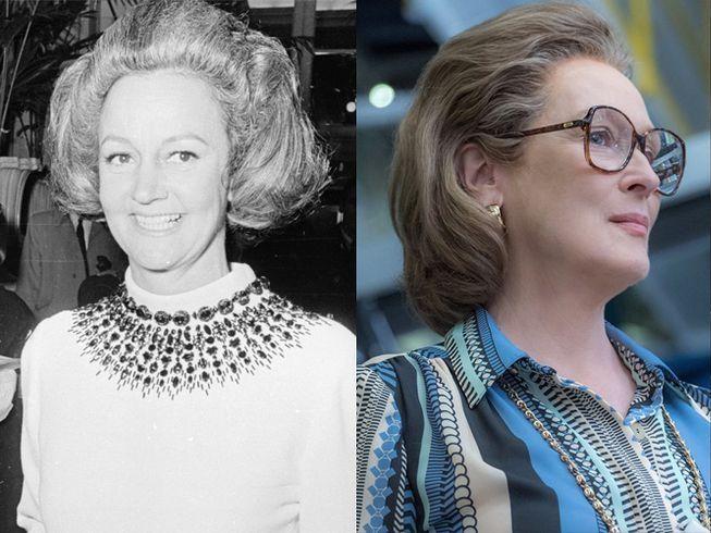 真人真事改編電影,郵報 密戰,梅莉史翠普,Meryl Streep