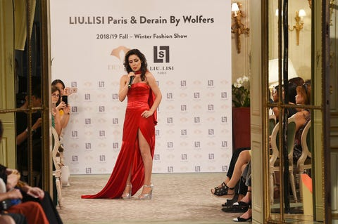 LIU LISI Otoño Invierno 2018-2019