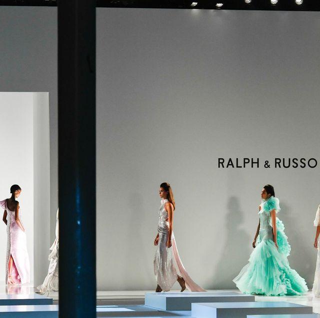 RALPH&RUSSO Primavera Verano 2020
