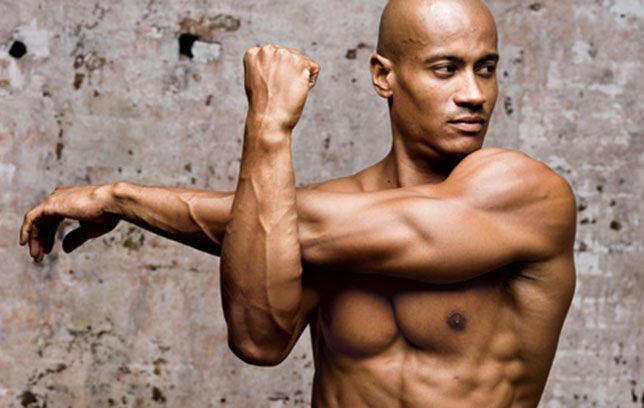 These Are the Only 4 Moves You Need to Pump Up Your Arms