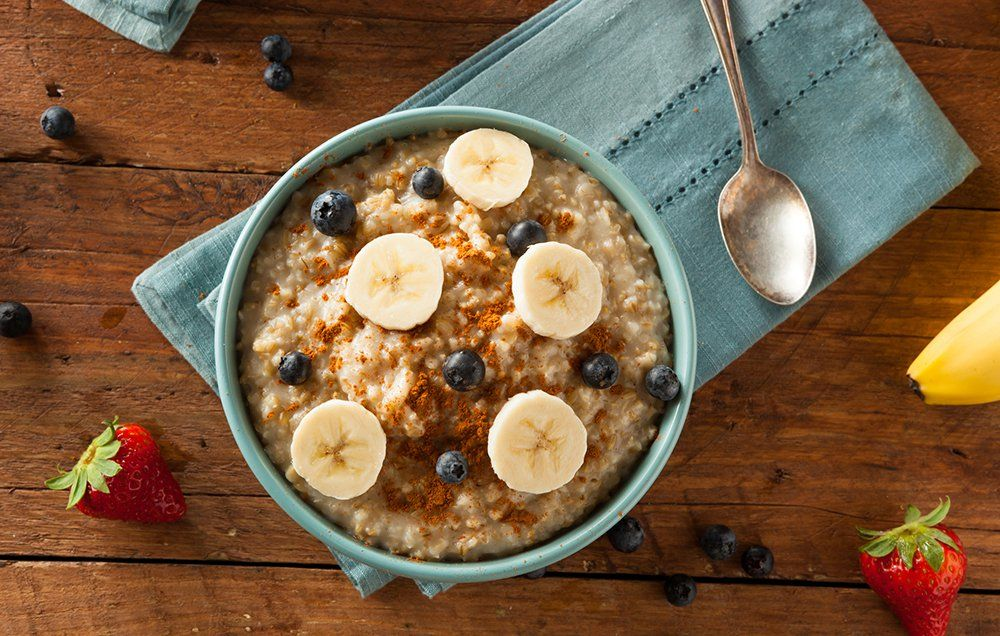 morning oats