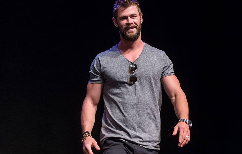 The Best Chris Hemsworth Workout Instagrams