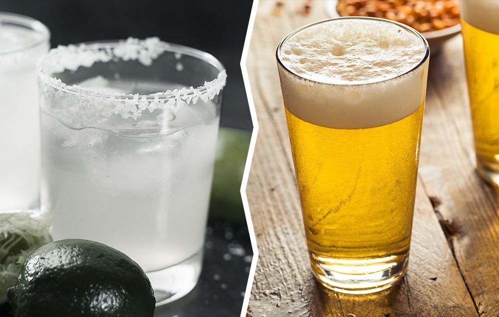 beer for margarita