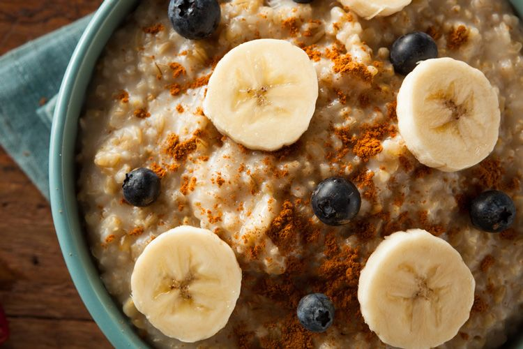 steel cut oats cooked