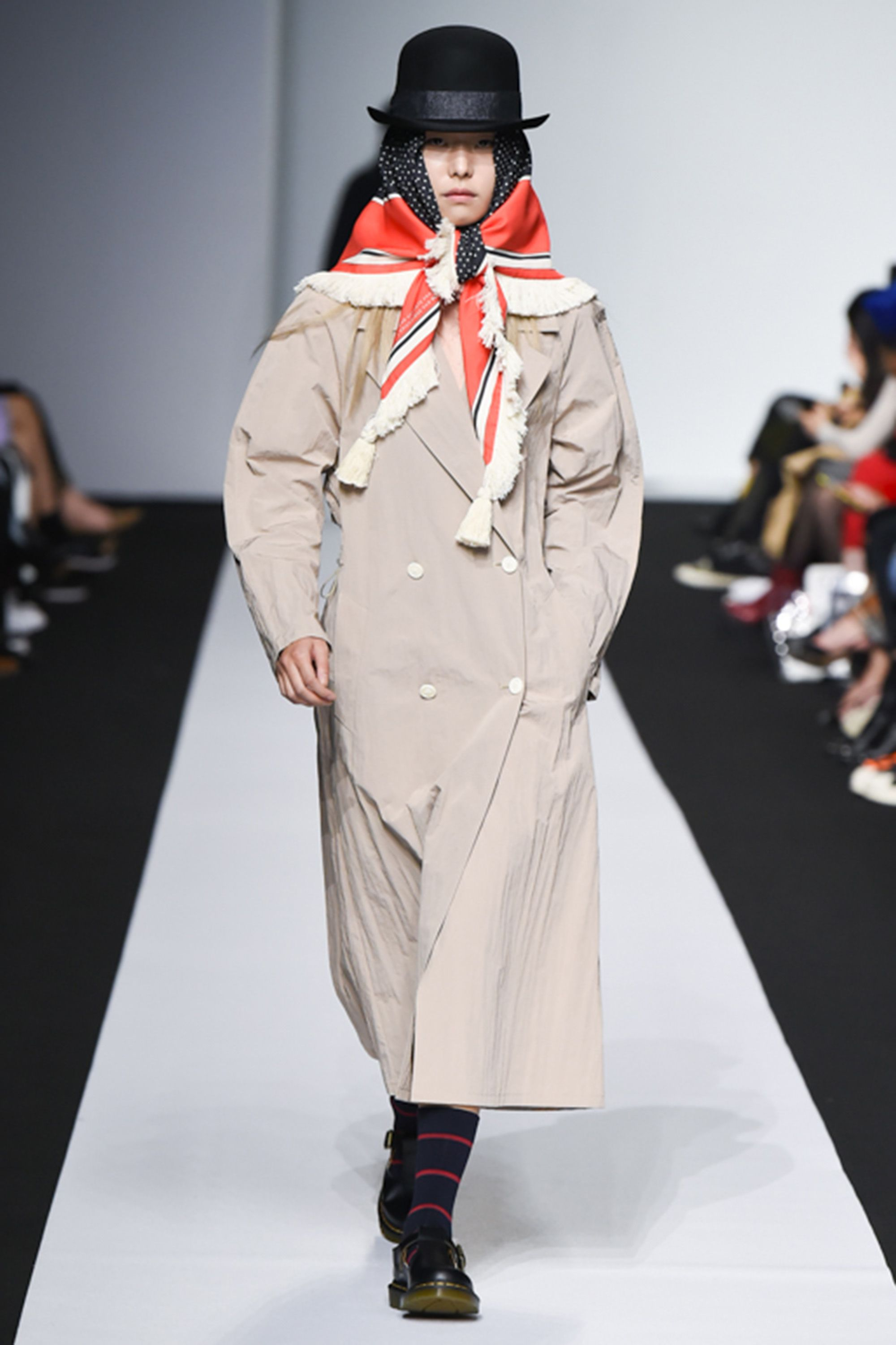 Seoul Fashion Week spring/summer 2019