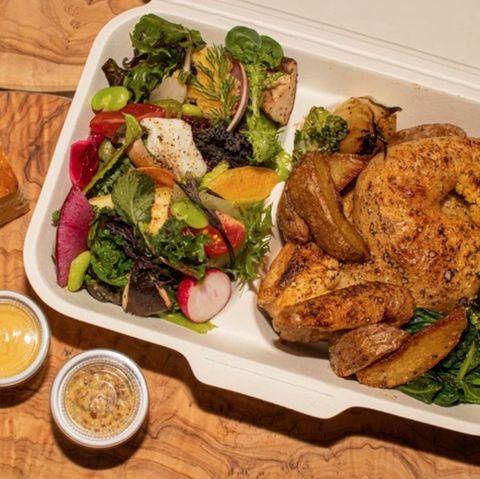 Dish, Cuisine, Food, Ingredient, Meal, Meat, Pork chop, Brunch, Produce, Comfort food,