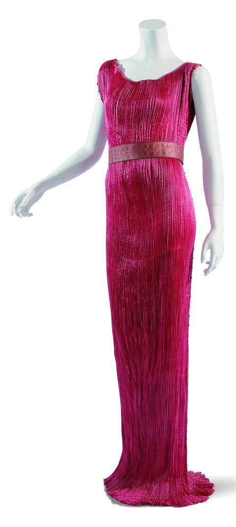 ドレス1910~20年代 イタリア フォルチュニイ